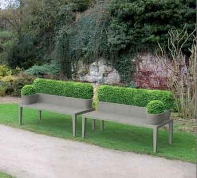 Živý zahradní nábytek / Ohromí prostě každého