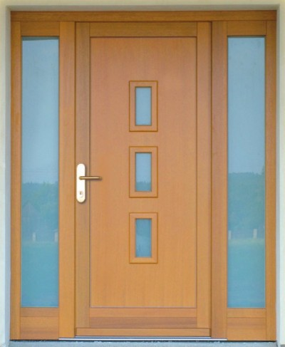 Dveře dřevěné