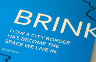 Kniha: BRINK - How a city border has become the space we live in