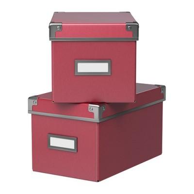 Úložné papírové krabice (http://www.homemag.cz)