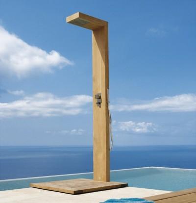 Venkovní sprcha baumax